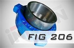 HAMMER UNION : FIG 206