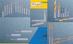 Mega Plus cutting tools