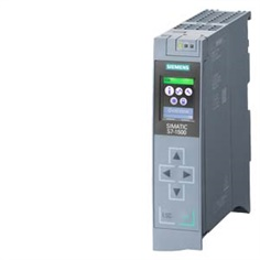 SIMATIC S7-1500, CPU 1511-1 PN, CENTRAL PROCESSING UNIT WITH WORKING MEMORY 150 KB FOR PROGRAM AND 1 MB FOR DATA, 1. INTERFACE: PROFINET IRT WITH 2 PORT SWITCH, 60 NS BIT-PERFORMANCE, SIMATIC MEMORY CARD NECESSARY