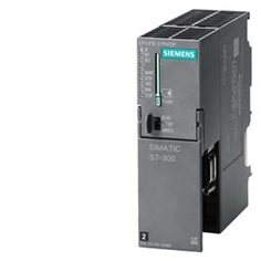 SIMATIC S7-300 CPU 315-2 PN/DP, CENTRAL PROCESSING UNIT WITH 384 KBYTE WORKING MEMORY, 1. INTERFACE MPI/DP 12MBIT/S, 2. INTERFACE ETHERNET PROFINET, WITH 2 PORT SWITCH, MICRO MEMORY CARD NECESSARY