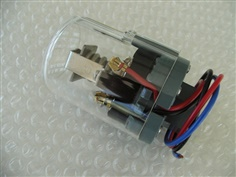 SANWA DENKI Pressure Switch SPS-8T-D, ON/0.78MPa, OFF/0.97MPa, Rc1/4, ZDC2