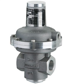 MEDENUS Gas pressure regulator R 50