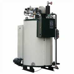 Steam Boiler ZH-500G. GAS / Once Through Type