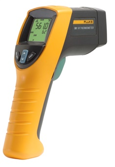 Infrared and Contact Thermometer