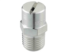 H Series - High Quality stainless steel water flat fan spray nozzle