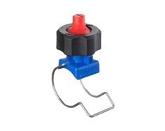 EB+HB Series - Coating Angle Adjustable Flat Fan Pipe Clamp Nozzle