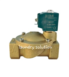 Solenoid valve Cool water
