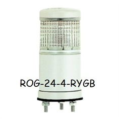 SCHNEIDER (ARROW) Indicator Lamp ROG-24-4-RYGB