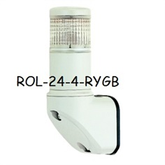 SCHNEIDER (ARROW) Indicator Lamp ROL-24-4-RYGB