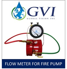 Flow Meter for Fire Pump