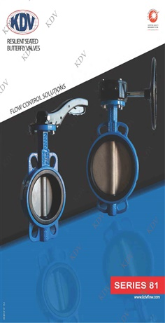 Butterfly Valves  Wafer Type , Lugged Type DN 50-1000