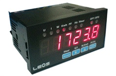 AC 1 Phase Multifunction Power Meter