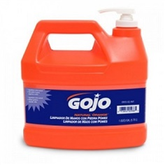 GOJO? NATURAL ORANGE? Pumice Hand Cleaner 1 Gallon