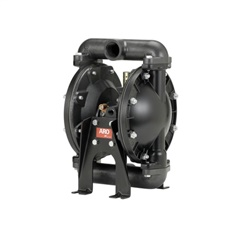 "ARO Pumps 666100-244-C Diaphragm Pump, 1"" Metallic Pro Series 