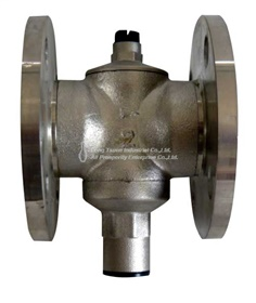 Nickel Plate Pressure Reducing Valve