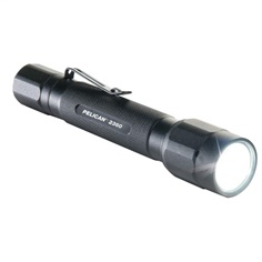 Industrial Handheld Light LED Black