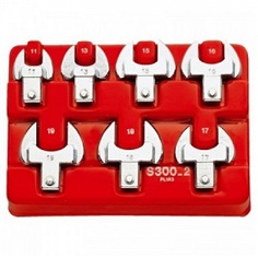 Facom S.300-2 - 9x12mm Fitting Metric Open End Spanner Modular Set