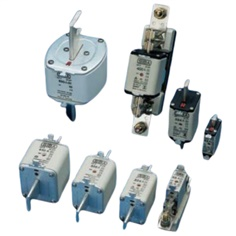 Low-voltage, high-performance fuses