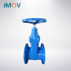 DIN3202 F5 resilient seat gate valve