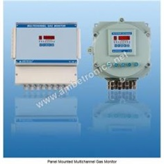 Panel Mounted Multichannel Gas Monitor รหัสสินค้า TC800-1