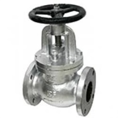 Cast Iron Flanged Globe Valve