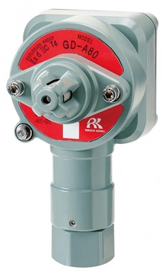 """RIKEN""Fixed gas detector  Model : GD-A80 series#detector ""RIKEN"""
