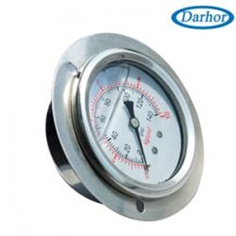 SS- All stainless steel Stainless Steel Prseeure Gauge