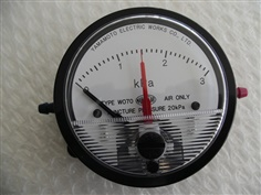 MANOSTAR Differential Pressure Gauge WO70FV3E