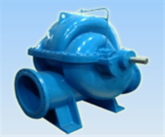 Double Suction Split - Case Centrifugal Pump
