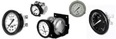 Differential Pressure Indicator with Switch