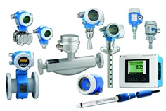 Flow Instruments(Endress+Hauser)