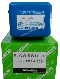 "Flow Switch ""SAGINOMIYA""FQS-U30G"