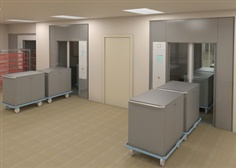 Cart Washers / Large Scale Washers (Hospital)