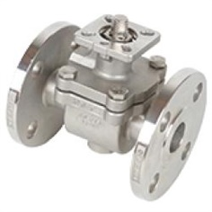 Direct Mount Top-Entry Flanged Ball Valve รหัสสินค้า Series 1T(F) -1