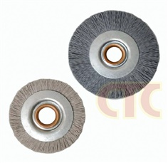 Wheel Brush Nylon Abrasive SC/AO