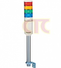 PATLITE LED Signal Towers (5 Light)