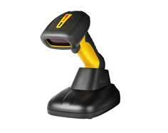 NT-1202W 1D&2D 433Mhz Long Communication Distance Barcode Scanner 1. Long communication distance 50-100 meters 2. IP67 industrial Level, waterproof and quake proof 3. Three kinds of scanning modes are available 4. Excellent decoding speed 5. Scanner has memory, can store around 2000 pcs Trigger Mode Continuous Scanning Mode Auto Sense Mode