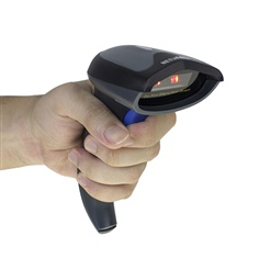 NT-W5 Barcode Scanner อ่าน 2D อ่าน QR code wired CMOS Barcode Scanner Symbologies: All 1D and 2D codes, PDF417, microPDF417  and composite  codes, MaxiCode, DataMatrix (ECC 200), QR Code  Precision: 0.127mm (5 mil)  Scan Speed: 5
