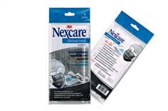 3M Nexcare earloop mask carbon