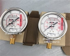 NUOVA FIMA Pressure Gauge 0-1 Bar / 0-14.5 Psi