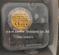 """DUNGS"" PRESSURE SWITCH GW500A4"