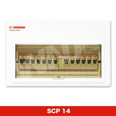 Consumer Units ( SCP 14 ) -- 14 ช่อง