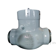 1500LB Swing Check Valve, 3 Inch,PSB, WCB, RTJ End