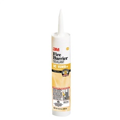ซิลิโคนกันไฟลาม3ชั่วโมง3M Fire Barrier Sealant IC15 WB+ Latex-Based  Intumescent Firestop Sealant
