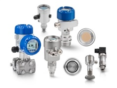 Pressure and Differential Pressure transmitter