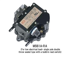 MANOSTAR Micro Differential Pressure Switch MS61A-RA Series