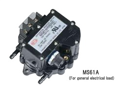 MANOSTAR Micro Differential Pressure Switch MS61A Series