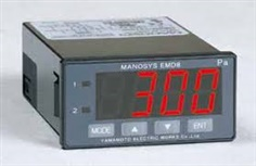 MANOSYS Digital Micro Differential Pressure Gauge EMD8N45 Series
