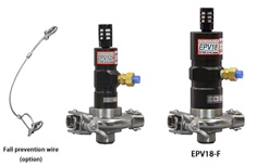EXEN Piston Vibrator EPV-F Series
