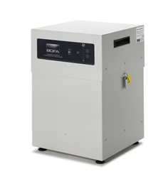 fume extraction system for solder
